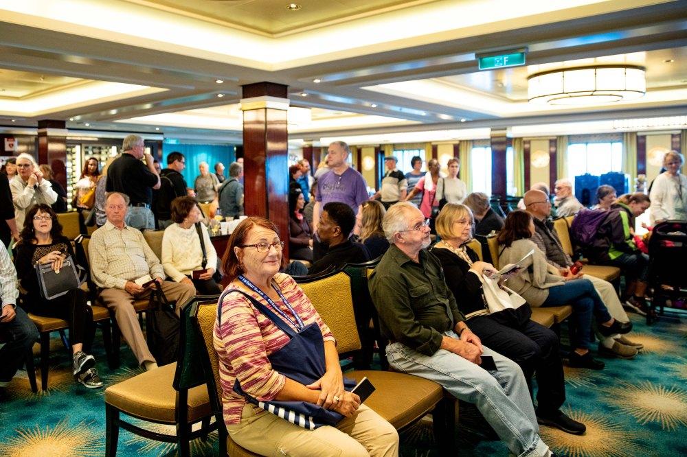 Norwegian Transatlantic Cruise Day 7-6